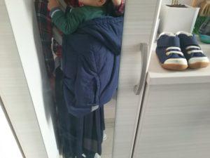 エルゴ防寒カバー